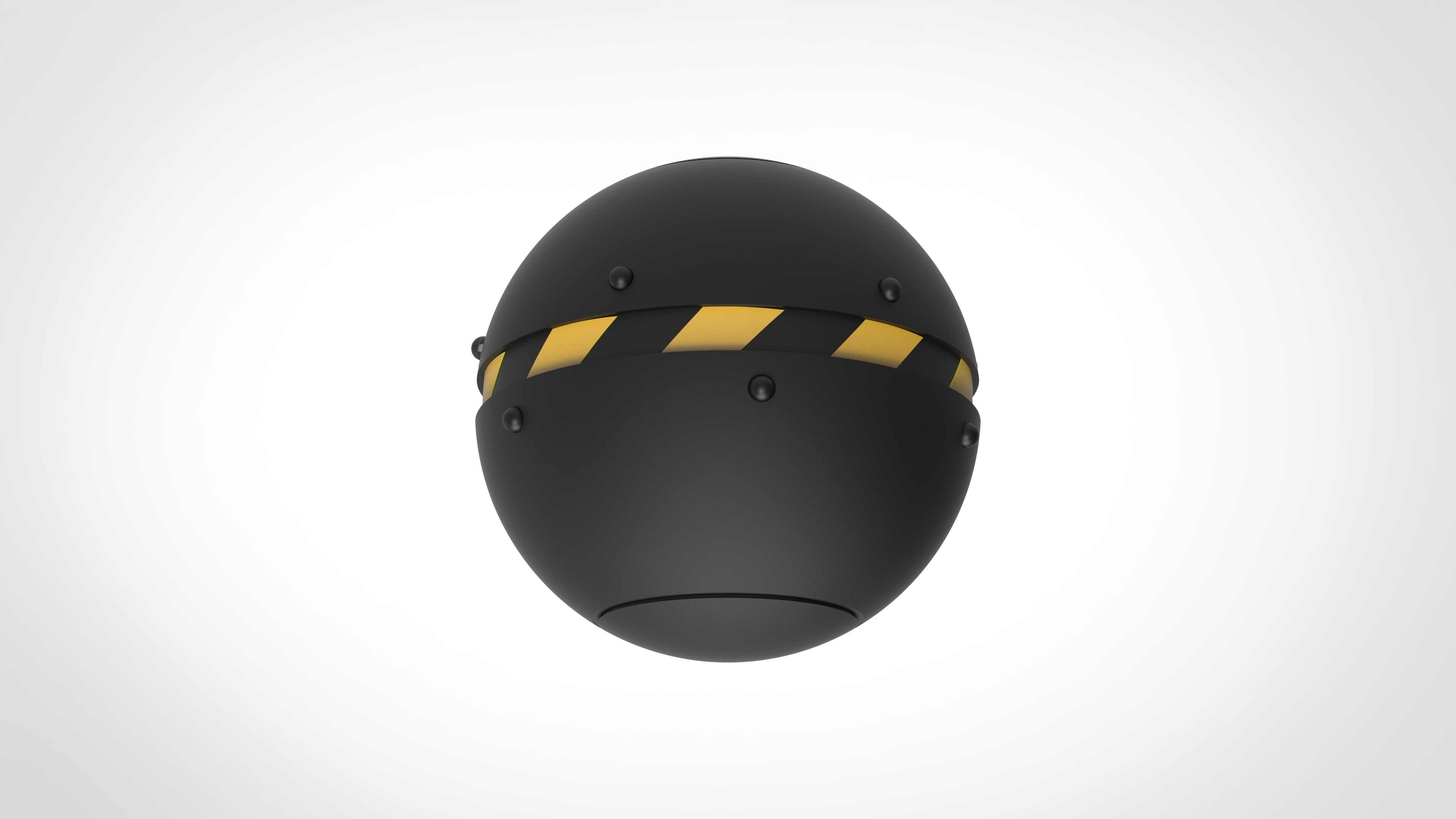 014.jpg Download 3MF file Trap Orb from the Ghostbusters comics  • 3D printable object, vetrock