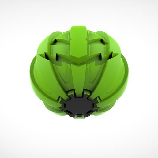 026.jpg Download 3MF file Green goblin bombs from the Spide-Man comics • 3D print model, vetrock