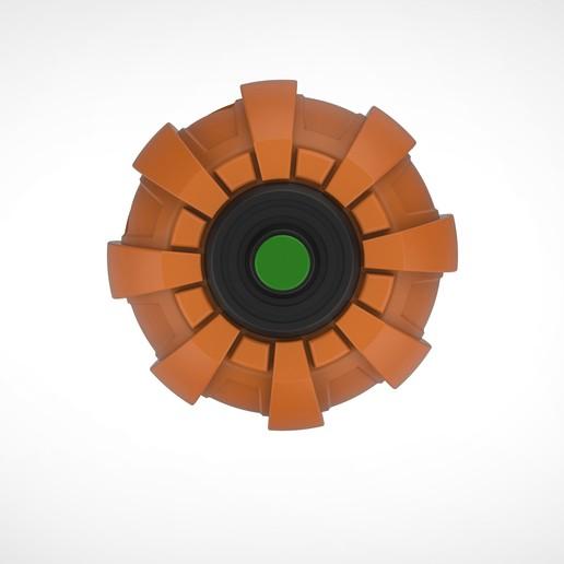 012.jpg Download 3MF file Green goblin bombs from the Spide-Man comics • 3D print model, vetrock