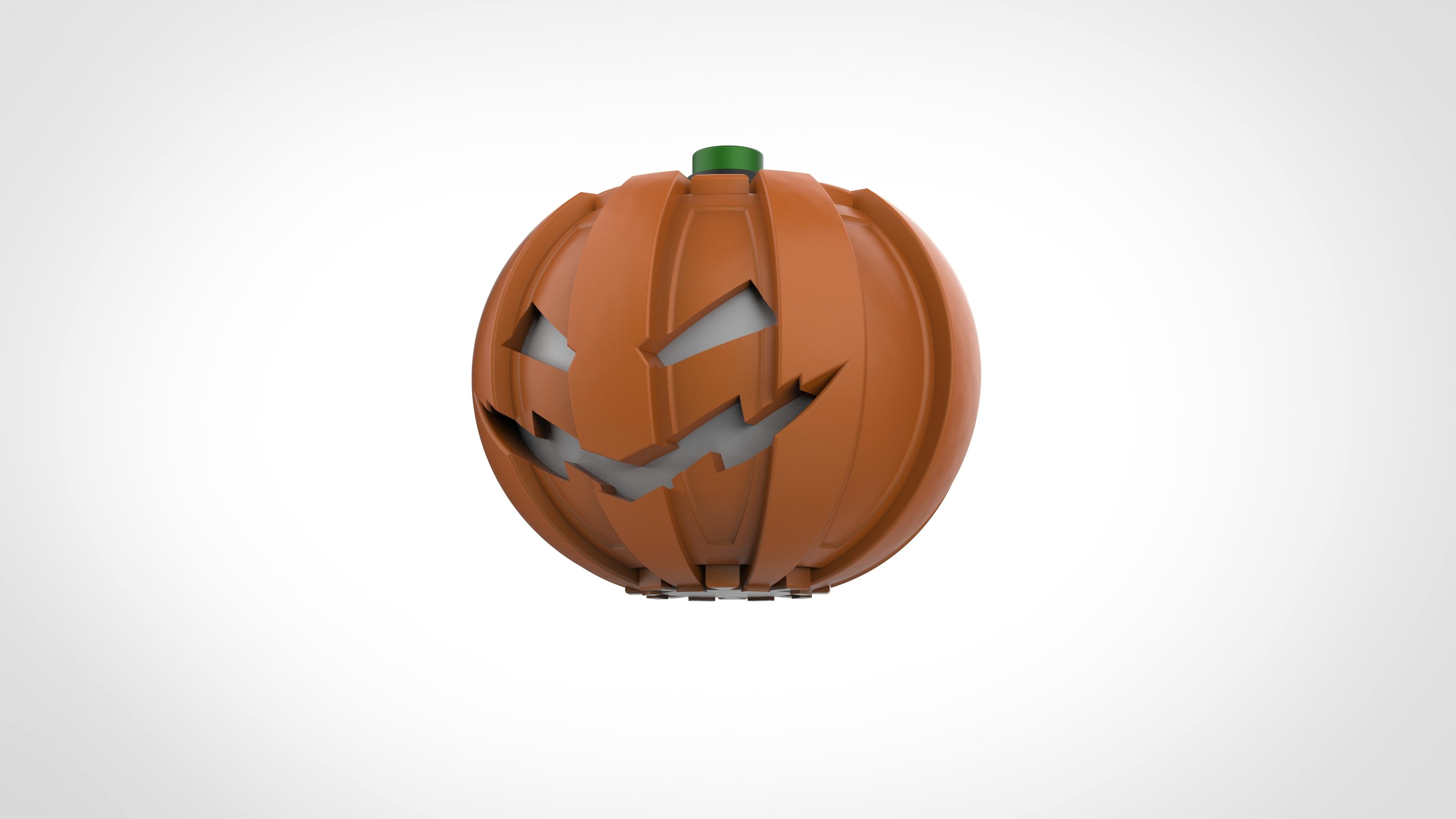 000.jpg Download 3MF file Green goblin bombs from the Spide-Man comics • 3D print model, vetrock