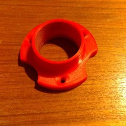 Download free 3D printer designs adapter diameter 43 int and 49 ext for vacuum cleaner, mmdw2009