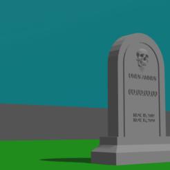 unus annus.png Télécharger fichier STL gratuit HOMMAGE À UNUS ANNUS • Modèle pour imprimante 3D, GoatDix