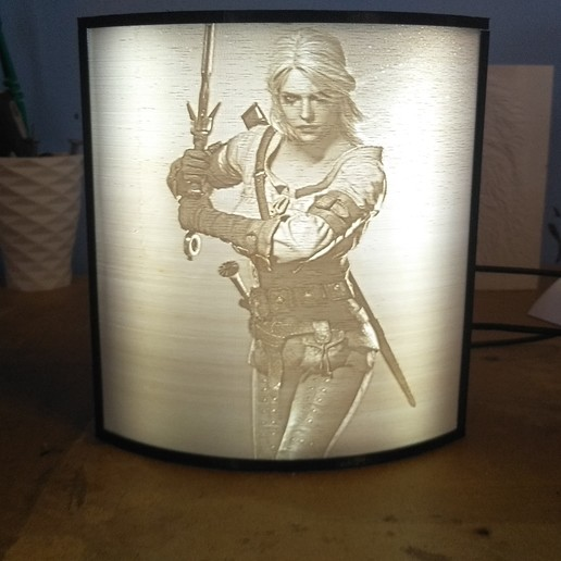 Download free STL file Lithophane Frame, smart3dprint