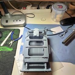 Télécharger fichier STL Ancien transporteur de monstres • Plan à imprimer en 3D, Azungar
