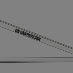 Capture4.PNG Download STL file keyboard tray • Design to 3D print, Dimisteph