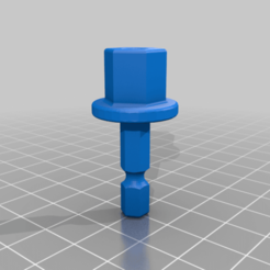 router_drill_connection.png Download free STL file Hitachi M12V Router Lift (Quick Connect) • Model to 3D print, Garagebot