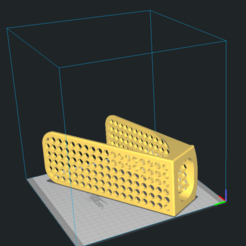 Imagen organizador 1.png Download free STL file Shoe Organizer • 3D printer object, Bitxeta