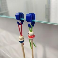 IMG_20210104_201421.jpg Télécharger fichier STL Crochet  pincer / Clipper • Design à imprimer en 3D, Dhemonaq