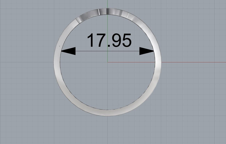 Screenshot_1.jpg Télécharger fichier OBJ gratuit airy-ring man & woman love kiss • Design imprimable en 3D, Cadagency