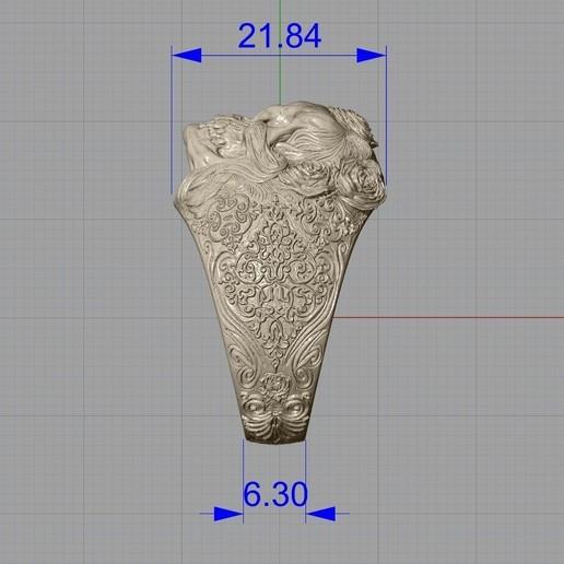 Screenshot_3.jpg Download free STL file Skull ring jewelry skeleton ring 3D print model • 3D print object, Cadagency