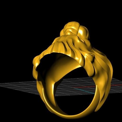 Screenshot_14.jpg Télécharger fichier STL gratuit Bague de lion Bijoux d'homme • Modèle pour imprimante 3D, Cadagency