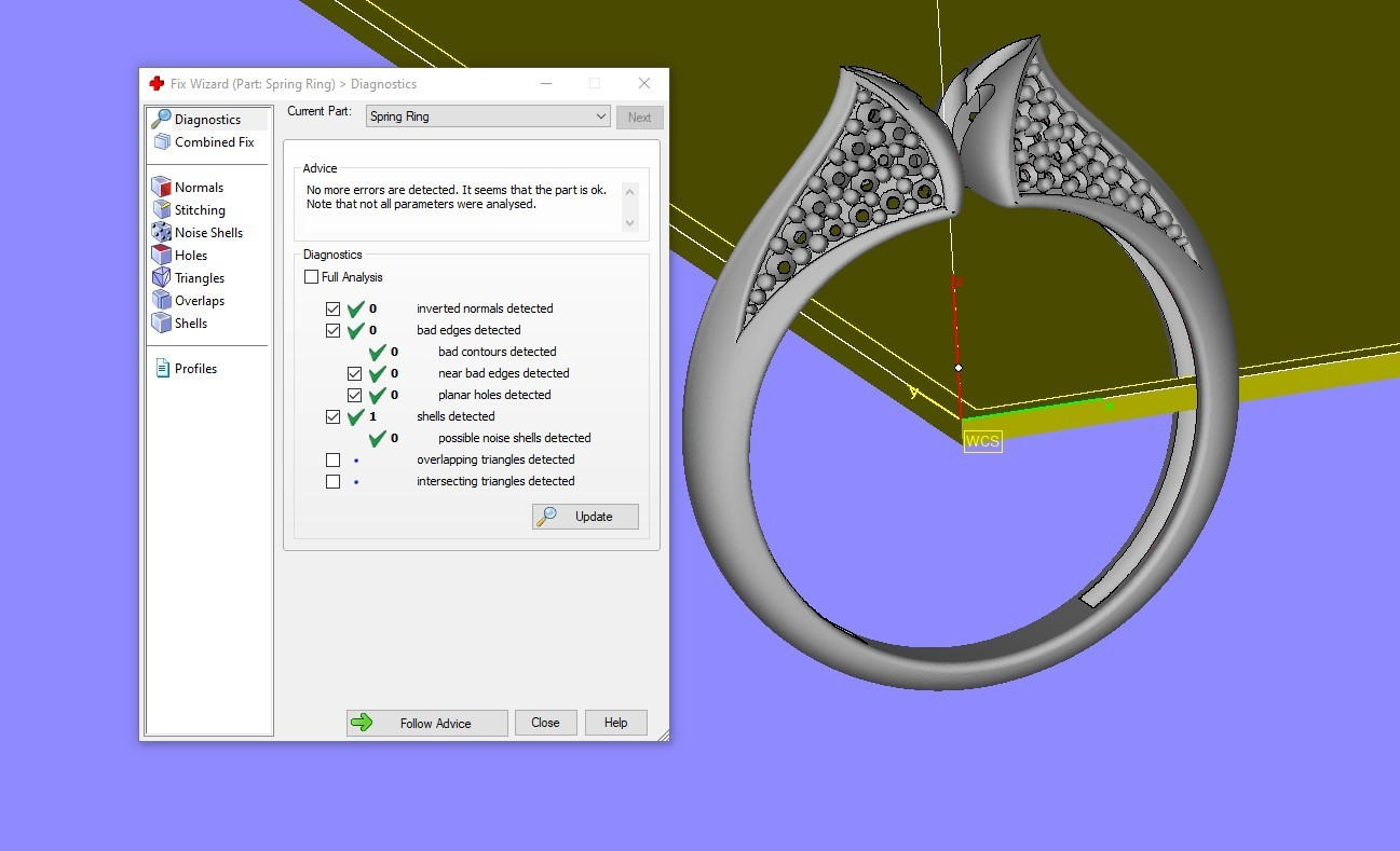 Screenshot_3.jpg Télécharger fichier STL gratuit bague de femme bague de femme bague de femme modèle d'impression 3D • Objet pour impression 3D, Cadagency