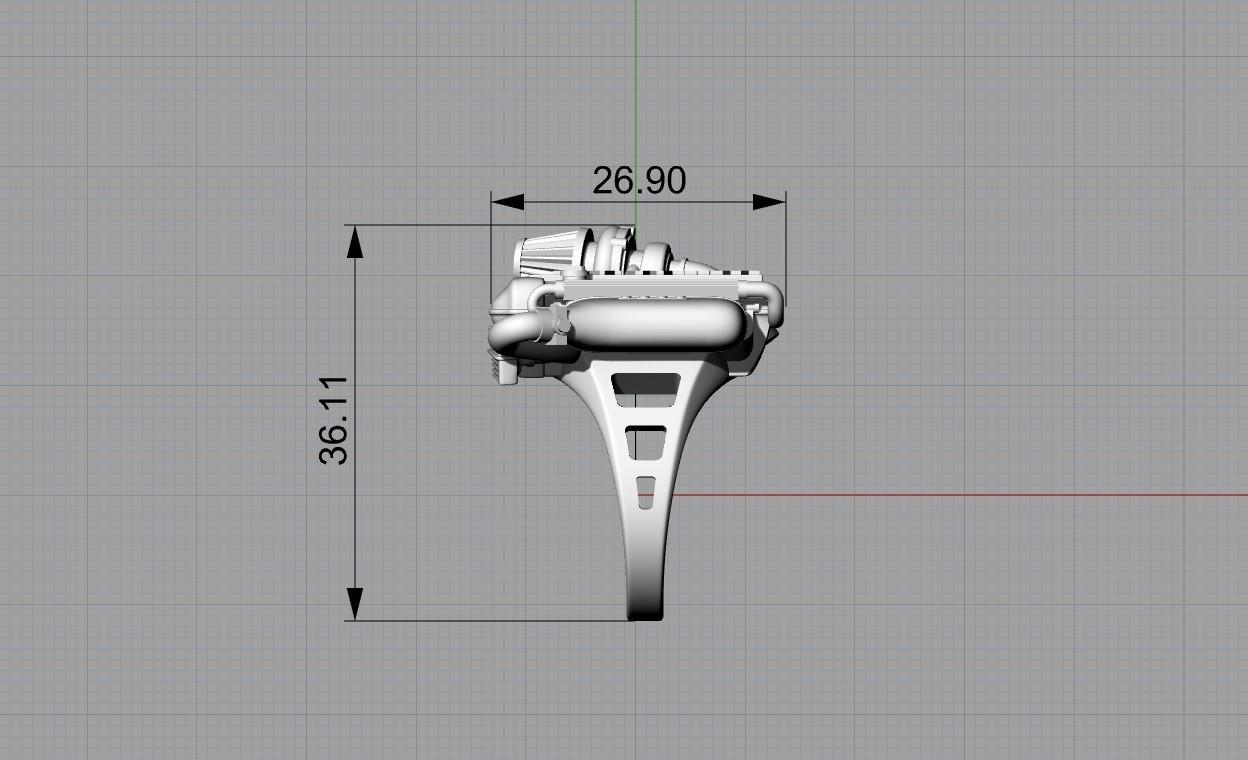 Screenshot_3.jpg Télécharger fichier OBJ gratuit BMW ring moteur ring mator ring • Design pour imprimante 3D, Cadagency