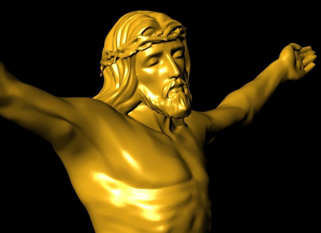 Screenshot_8.jpg Télécharger fichier STL gratuit Pendentif Jésus bijou croix prier chrétien modèle d'impression 3D • Objet imprimable en 3D, Cadagency