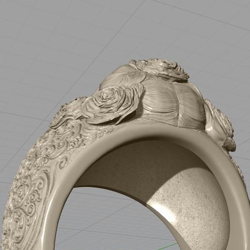 Screenshot_14.jpg Télécharger fichier STL gratuit Bague crâne bijoux bague squelette modèle d'impression 3D • Plan pour imprimante 3D, Cadagency