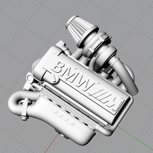 Screenshot_4.jpg Télécharger fichier OBJ gratuit BMW ring moteur ring mator ring • Design pour imprimante 3D, Cadagency