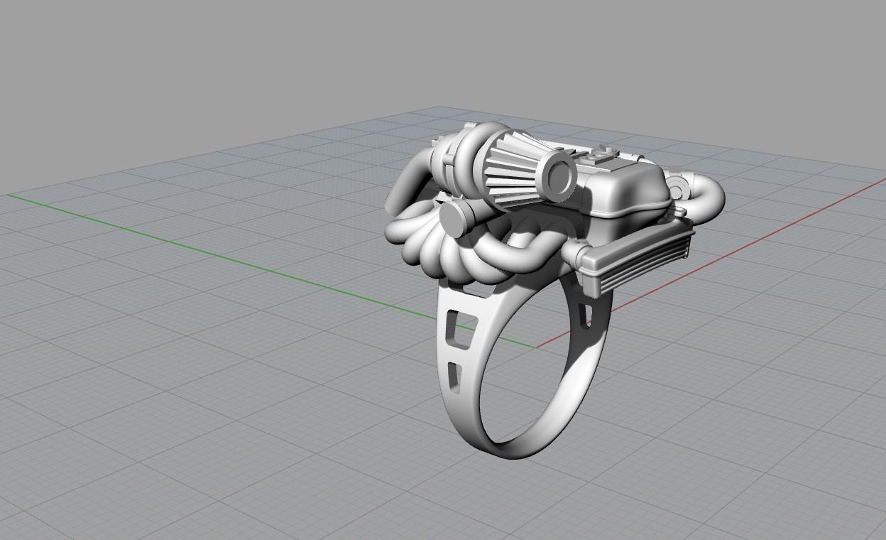 Screenshot_8.jpg Télécharger fichier OBJ gratuit BMW ring moteur ring mator ring • Design pour imprimante 3D, Cadagency