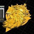 Download free 3D model eagle pendant Jewelry medallion 3D print model, Cadagency