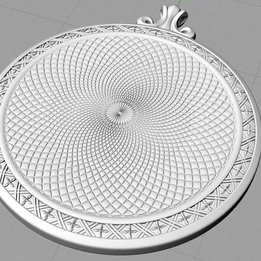 Screenshot_7.jpg Télécharger fichier STL gratuit Pendentif crâne Médaillon de bijouterie Modèle d'impression 3D • Plan pour impression 3D, Cadagency