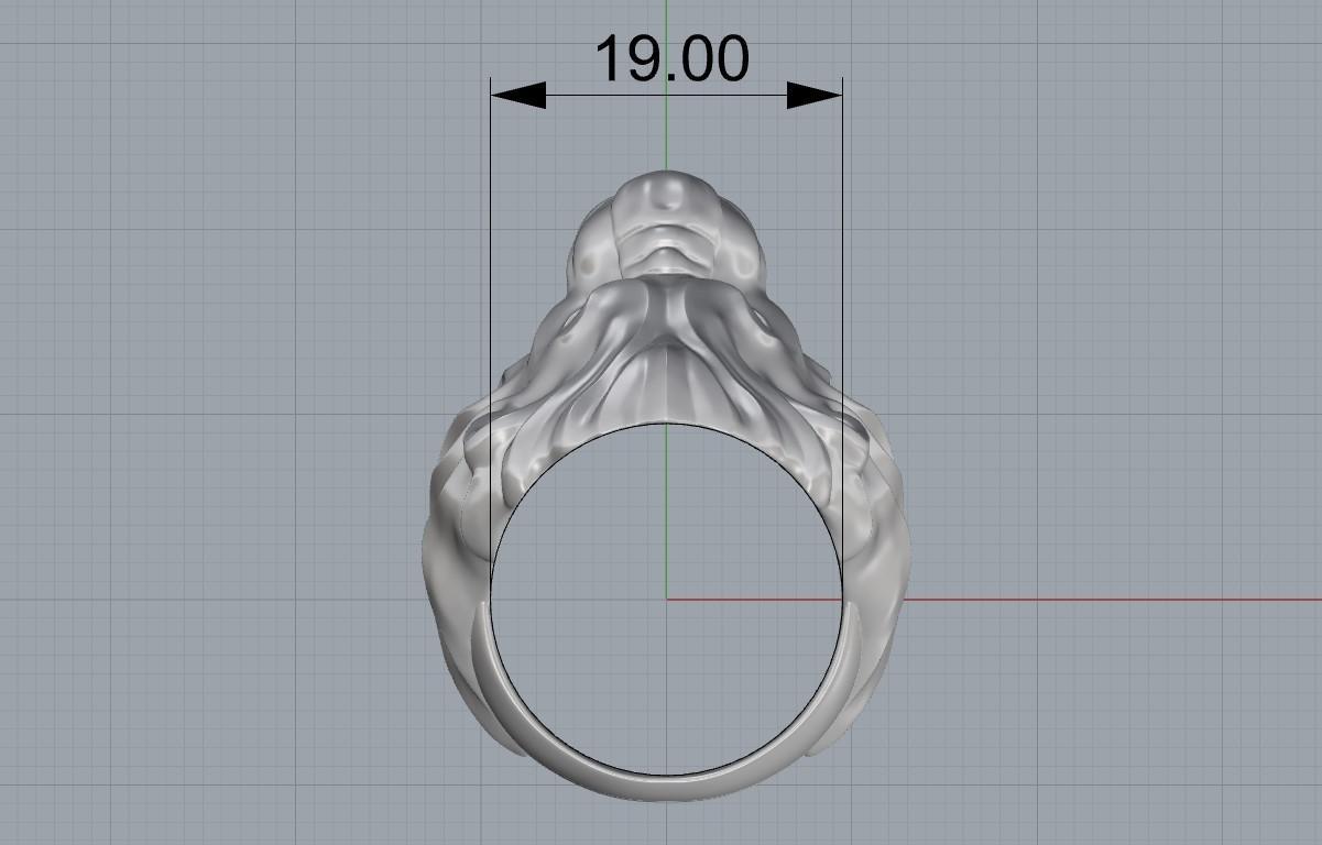 Screenshot_1.jpg Télécharger fichier STL gratuit Bague de lion Bijoux d'homme • Modèle pour imprimante 3D, Cadagency