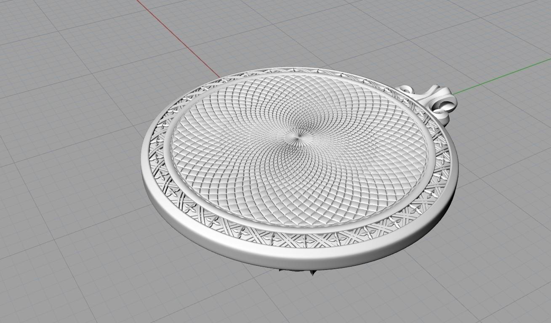 Screenshot_6.jpg Télécharger fichier STL gratuit Pendentif crâne Médaillon de bijouterie Modèle d'impression 3D • Plan pour impression 3D, Cadagency