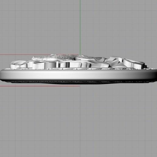 Screenshot_3.jpg Télécharger fichier STL gratuit Pendentif crâne Médaillon de bijouterie Modèle d'impression 3D • Plan pour impression 3D, Cadagency