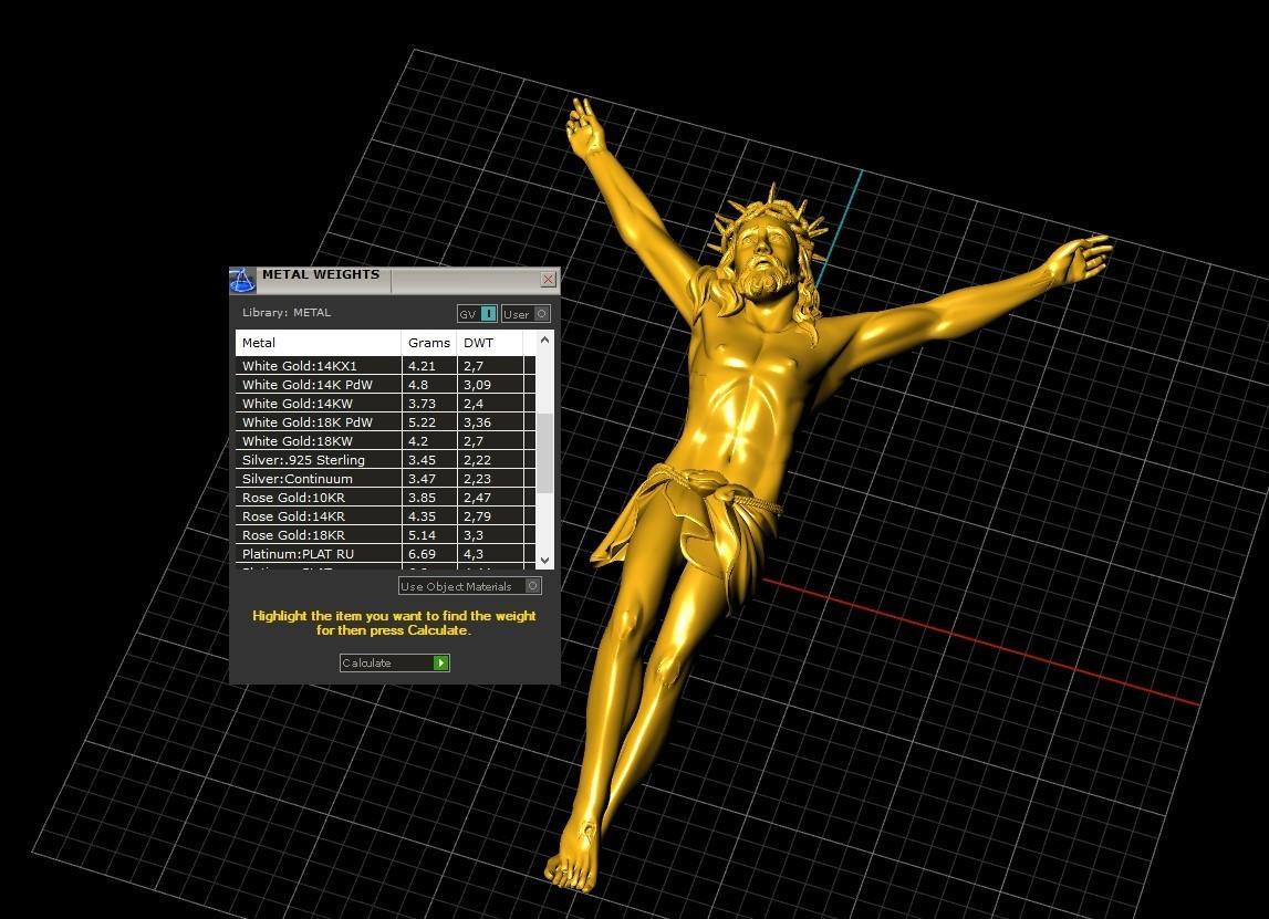 Screenshot_7.jpg Télécharger fichier STL gratuit Pendentif Jésus bijou croix prier chrétien modèle d'impression 3D • Objet imprimable en 3D, Cadagency