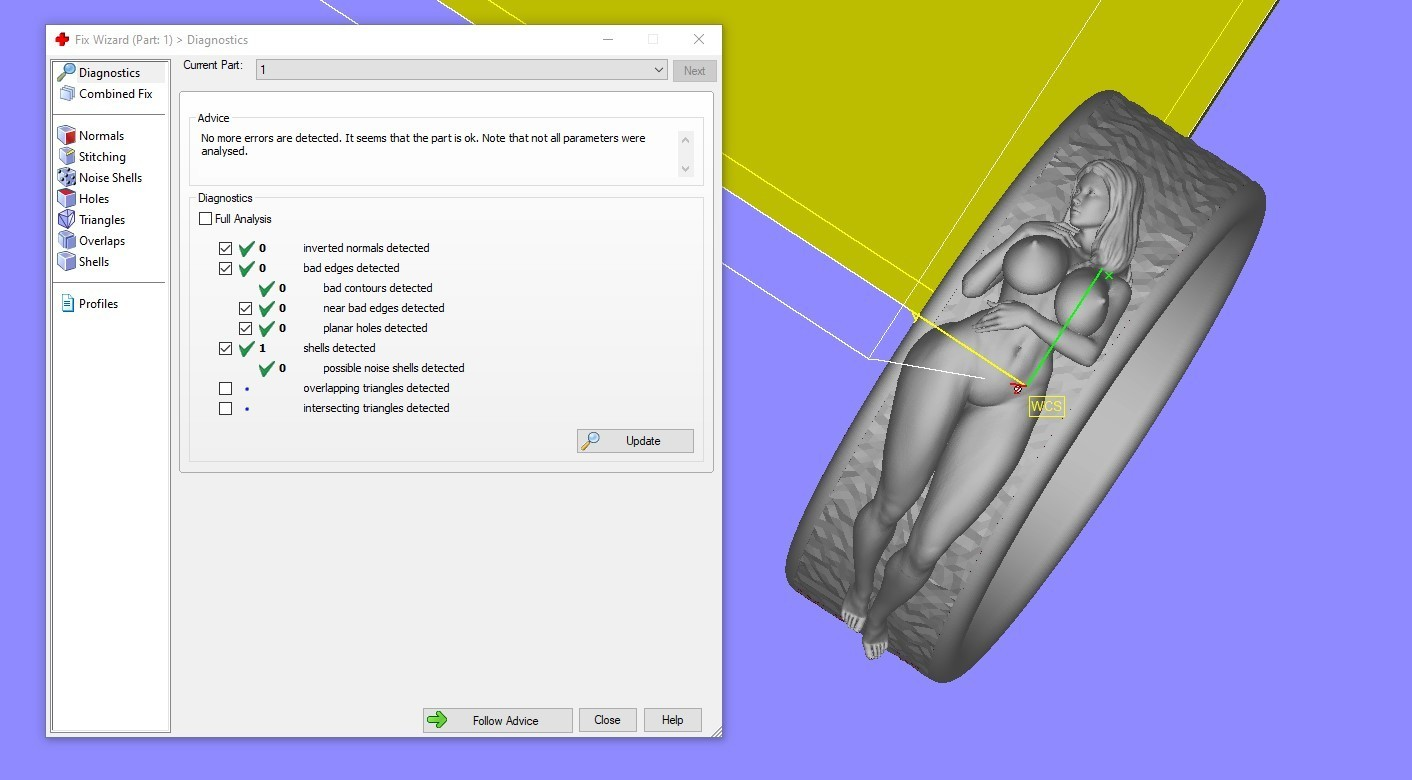 Screenshot_1.jpg Télécharger fichier STL gratuit Belle fille sexy bague fille bijoux homme bague • Design pour impression 3D, Cadagency