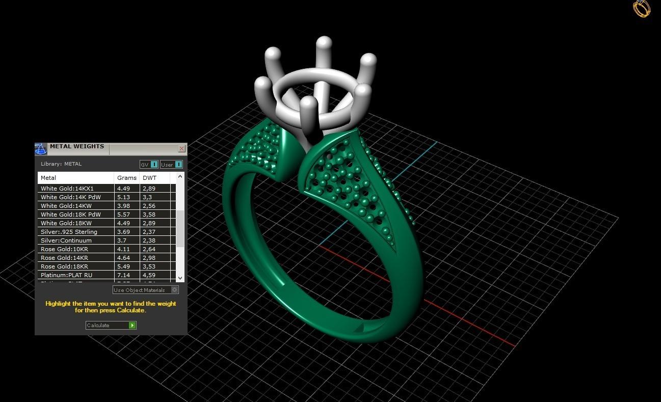 Screenshot_5.jpg Télécharger fichier STL gratuit bague de femme bague de femme bague de femme modèle d'impression 3D • Objet pour impression 3D, Cadagency
