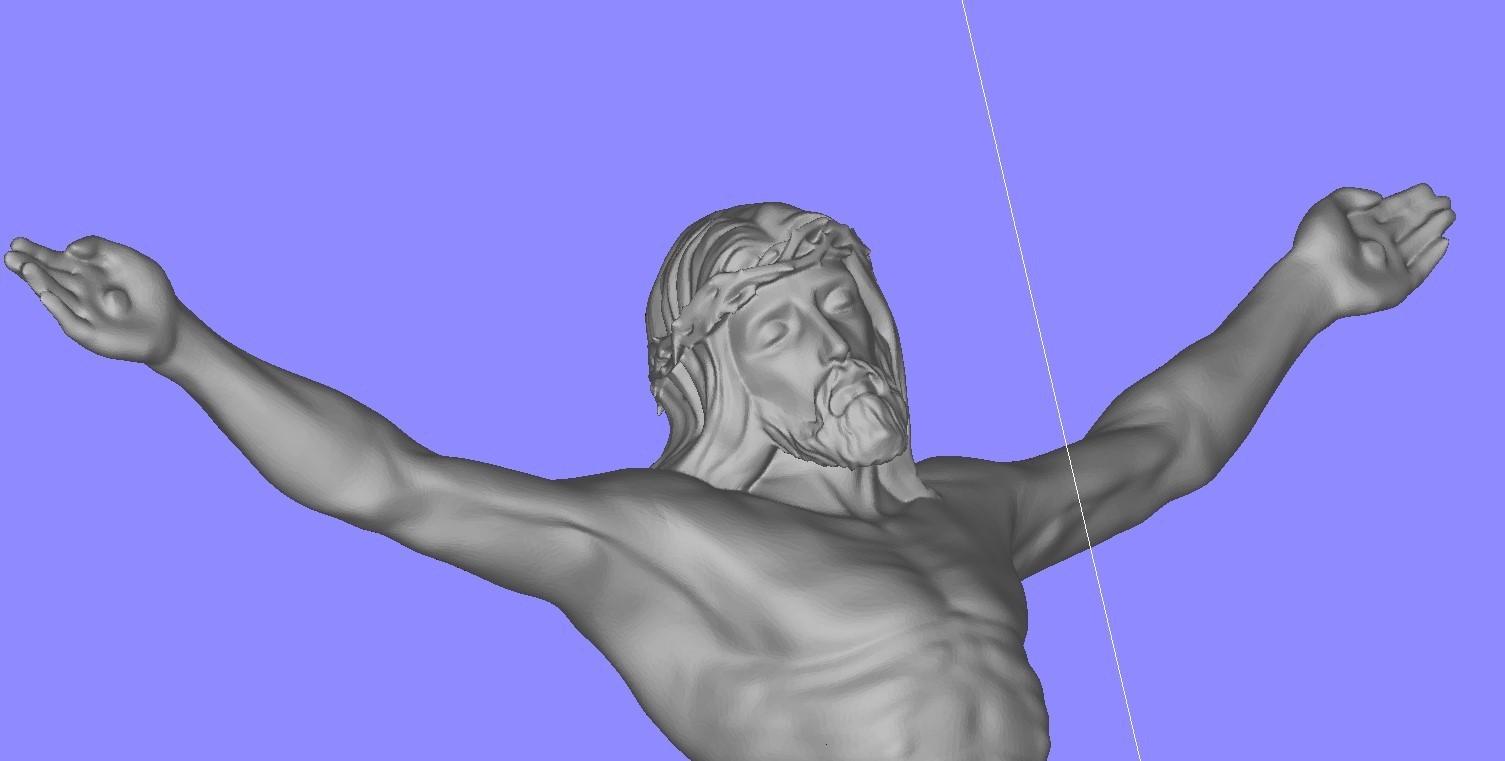 Screenshot_6.jpg Télécharger fichier STL gratuit Pendentif Jésus bijou croix prier chrétien modèle d'impression 3D • Objet imprimable en 3D, Cadagency