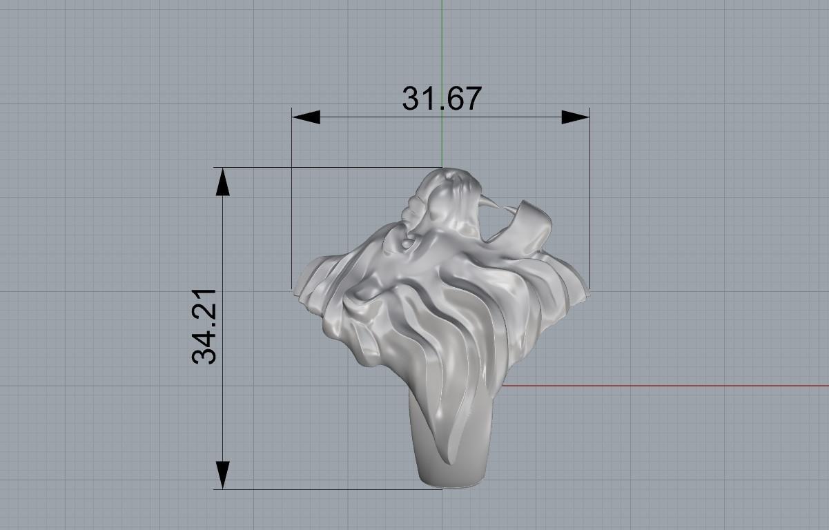 Screenshot_2.jpg Télécharger fichier STL gratuit Bague de lion Bijoux d'homme • Modèle pour imprimante 3D, Cadagency