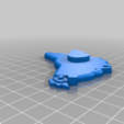 Download free 3D printing templates Chickens Whirligig, Sparky6548