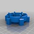 Télécharger fichier STL gratuit Clicgear frein de voiturette de golf v2.0 • Plan pour imprimante 3D, Sparky6548
