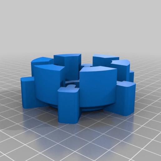 eb18d93d5e506b067009e39450b22e86.png Télécharger fichier STL gratuit Frein pour voiturette de golf Clicgear ver 3 • Modèle pour impression 3D, Sparky6548