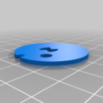 Download free STL file Sears/Kemore water softener venturi gasket • 3D printable template, Sparky6548