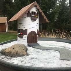 10.jpg Télécharger fichier STL gratuit Gnome House revisité • Objet pour impression 3D, Sparky6548