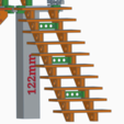 Télécharger fichier STL gratuit Escaliers SM • Plan à imprimer en 3D, SevenUnited