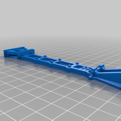 Single_Support_Pillar_p2.png Download free STL file Walkway single support pillar • 3D print object, SevenUnited