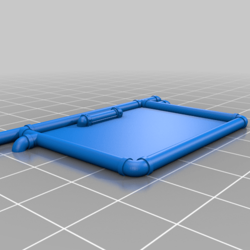 sign_p2_V2.png Download free STL file Walkway Addon; Cables,Pipes, Signs • 3D print model, SevenUnited