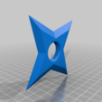 c5e3be82d6013353a51f545420650bde.png Download free STL file Kunai and Ninja throwing star for Cosplay • 3D printer model, SevenUnited