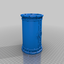 Download free STL file SM Tube Furnace • 3D printing template, SevenUnited