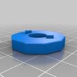 Download free 3D printer designs Life Counter Remix, SevenUnited