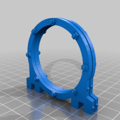 Download free STL file Bracket for Straight Pipe • Object to 3D print, SevenUnited