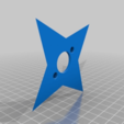 e6e17168c0f5e988ee702c9839b6f92a.png Download free STL file Kunai and Ninja throwing star for Cosplay • 3D printer model, SevenUnited