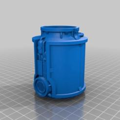 Télécharger objet 3D gratuit Réacteur industriel, SevenUnited
