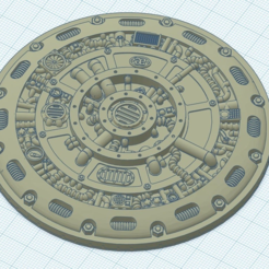 Download free STL file Industrial Topper/Caps for Furnace • 3D printable object, SevenUnited