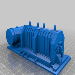 Download free STL file Remix of Energy Generator by HardRockinAmigo • 3D printing template, SevenUnited