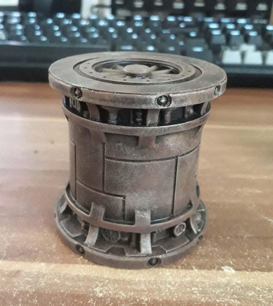 1596596.jpg Download free STL file SM Pillar 61mm • 3D printing object, SevenUnited