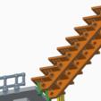 Download free STL file SM Stairs • 3D printing model, SevenUnited