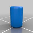 Pin_T.png Download free STL file Walkway single support pillar • 3D print object, SevenUnited